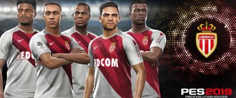 PES 2019 Monaco