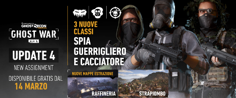 Ghost Recon Wildlands: New Assignment