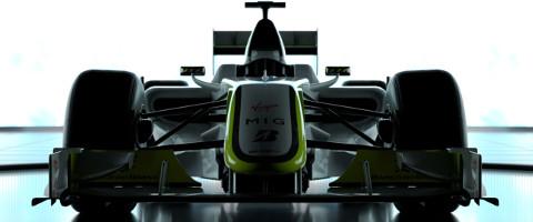 F1 2018 Brawn 2009