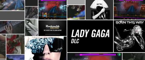 Rocksmith 2014 Lady Gaga