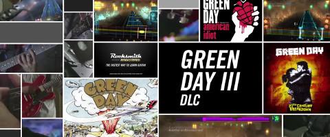 Green Day 3 DLC