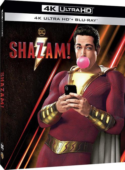 Shazam! 4K UHD