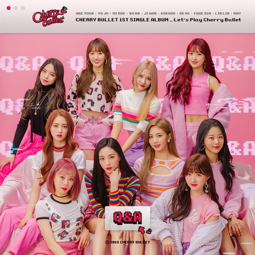 Cherry Bullet Lyrics