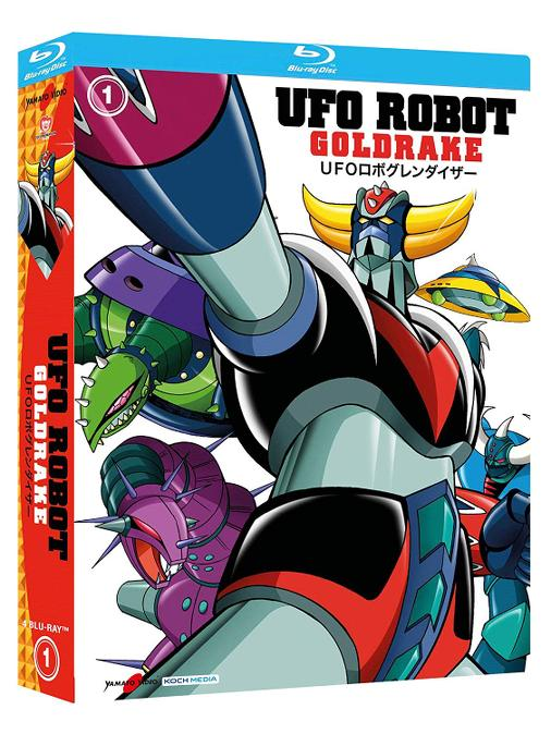 ufo robot goldrake bluray box 1