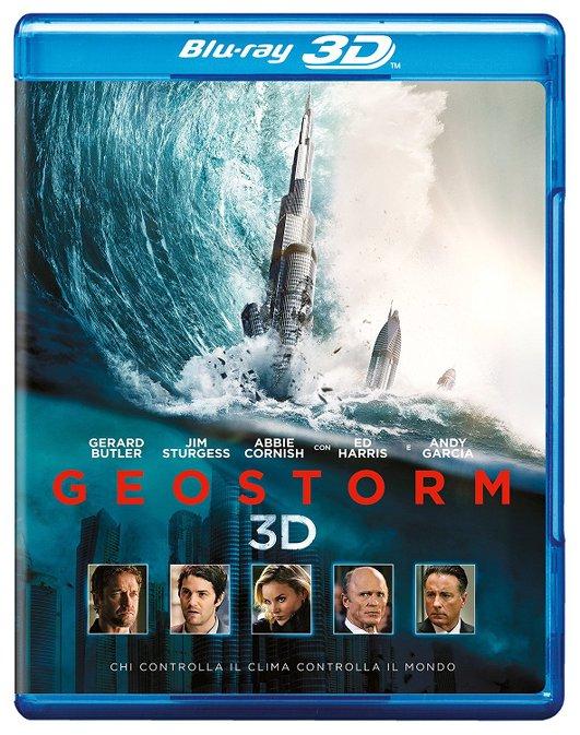 Geostorm: Blu-Ray 3D