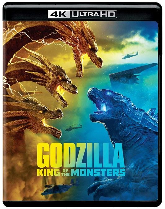 Godzilla 2 - King Of The Monsters: 4K UHD