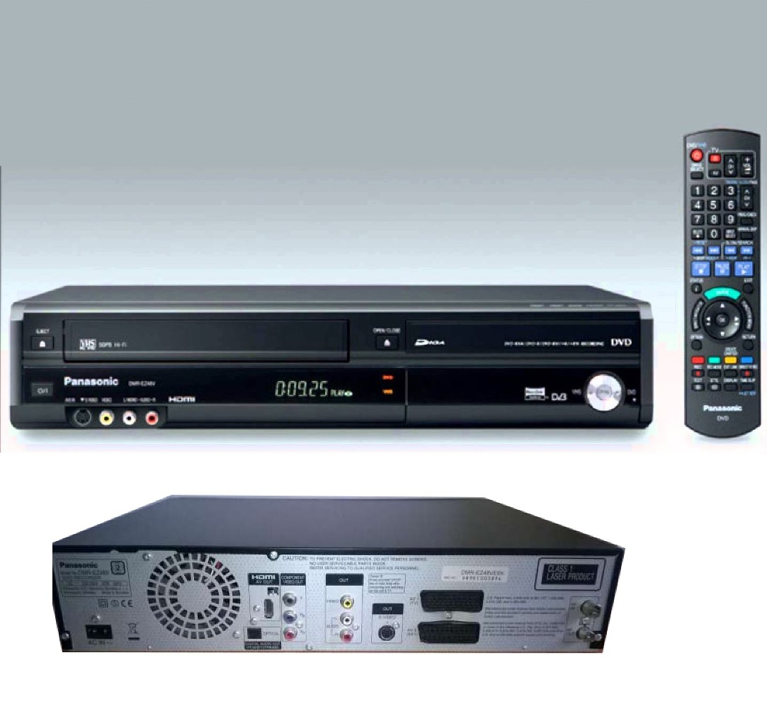 how to connect dvd recorder to tv using hdmi cable