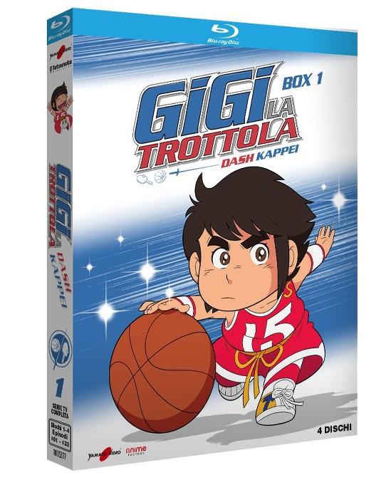 Gigi La Trottola: Serie Compelta Box 1 e 2: Blu-Ray