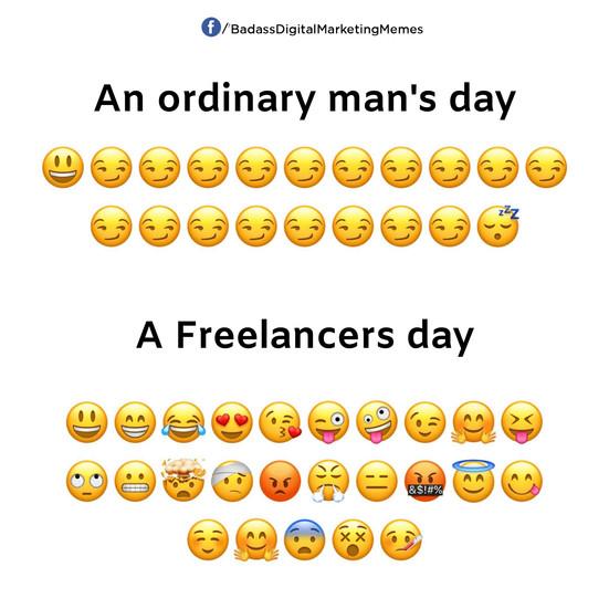 digital marketing memes freelancer