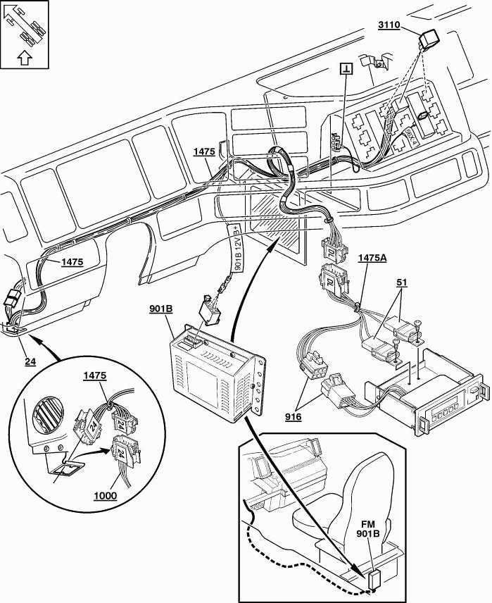 Volvo F12 Wiring Diagram