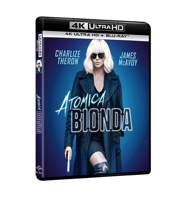 atomica bionda 4K