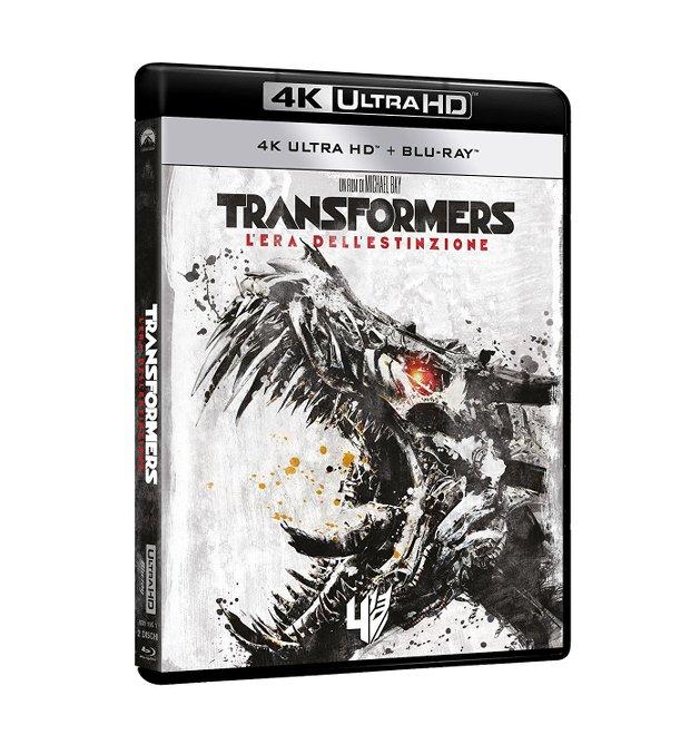 Transformers - L'Era dell'Estinzione: UHD 4K