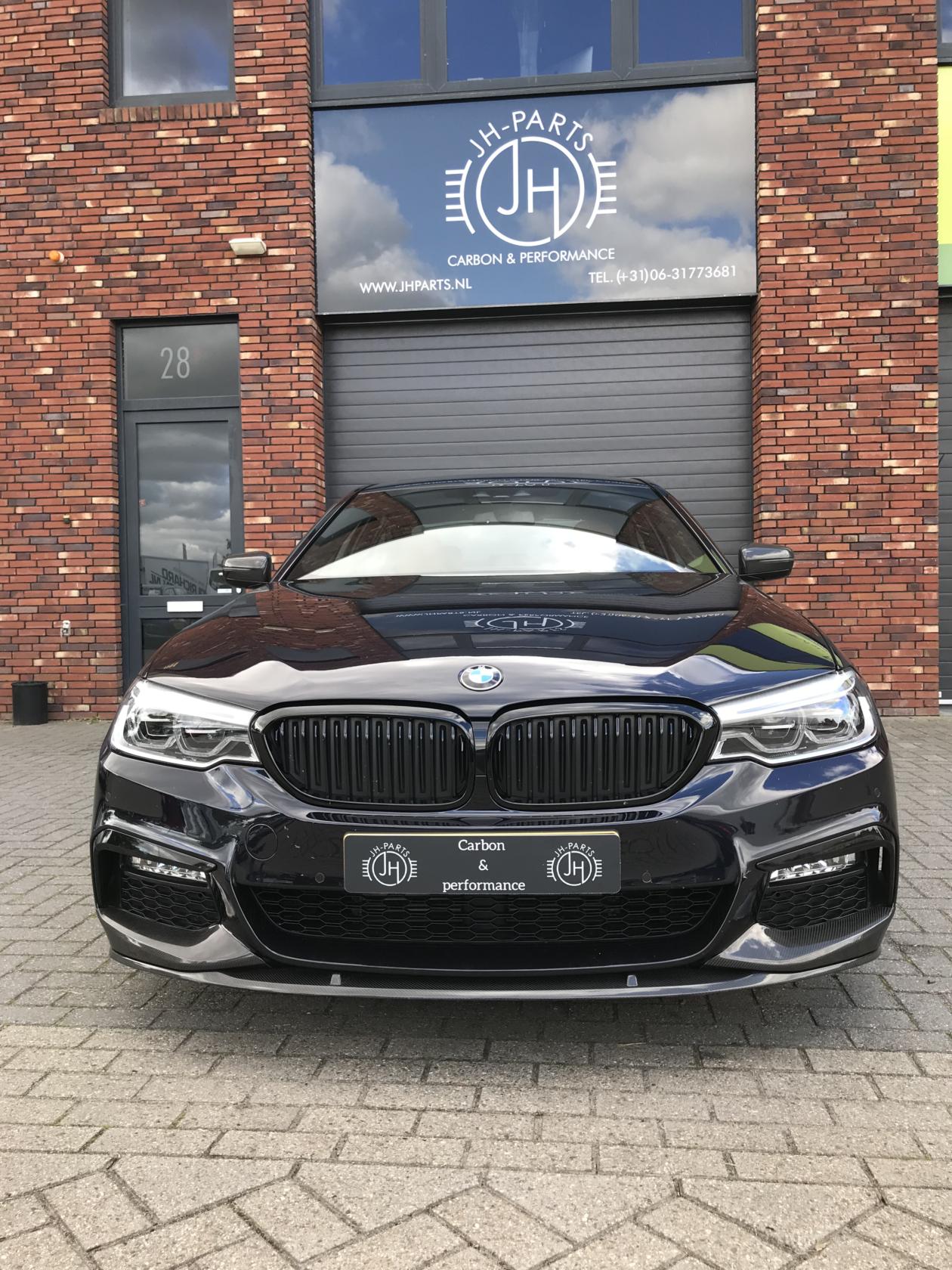 BMW G30 G31 5 Serie carbon parts - JH Parts