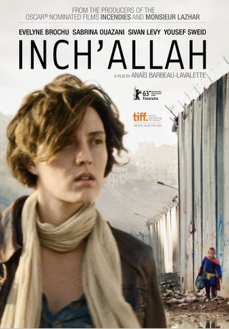 Inch'Allah 2012 Canada Movie 720p BluRay 700MB With Bangla Subtitle