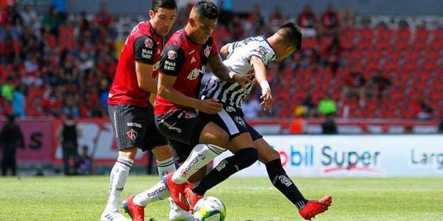 Resultado Atlas vs Monterrey J17 de Clausura 2019
