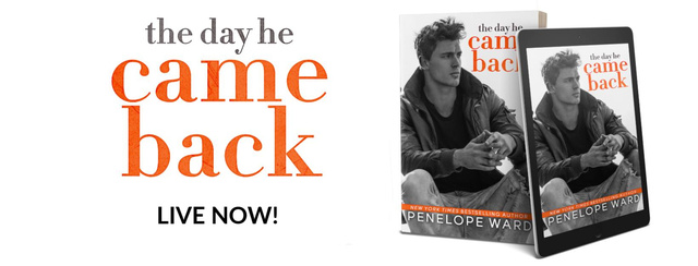 Release Blitz & Review: The Day He Came Back by Penelope Ward
