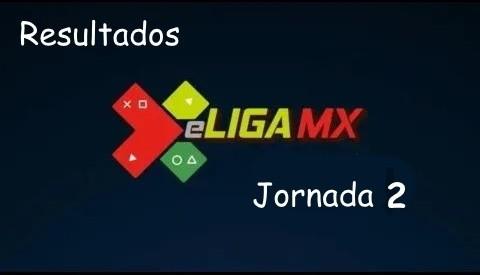 Resultados de la Jornada 2 de la eLiga MX FIFA 20