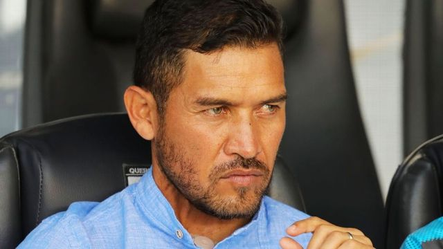 'Jerry' Galindo, auxiliar de Bruno Marioni en Pumas