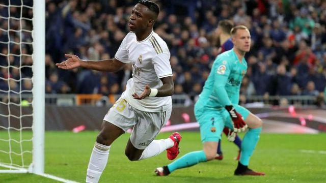 Resultado Real Madrid vs Barcelona -J26- La Liga