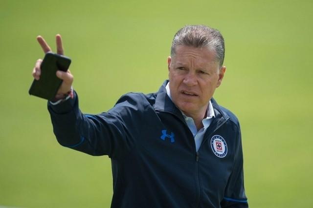 Peláez sabe que el Cruz Azul no tiene pretexto este torneo