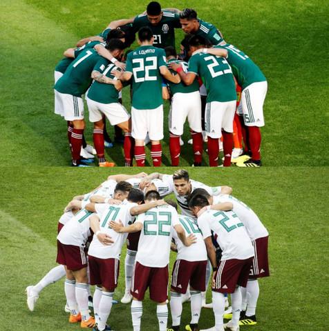 México ya tiene varios mundiales siendo eliminado en Octavos de Final
