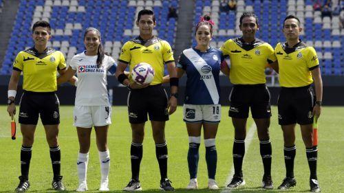 Jugadoras de Puebla denuncia comportamiento inapropiado del árbitro