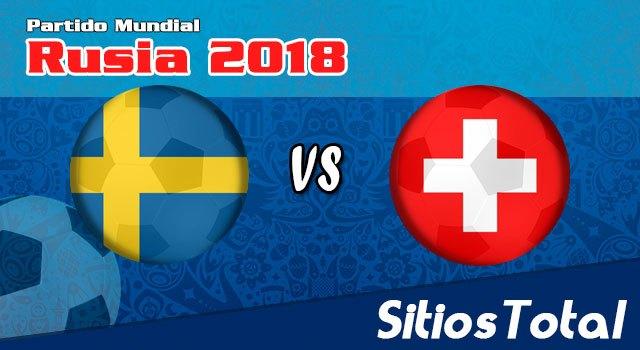 Ver Suecia vs Suiza en Vivo – Mundial Rusia 2018