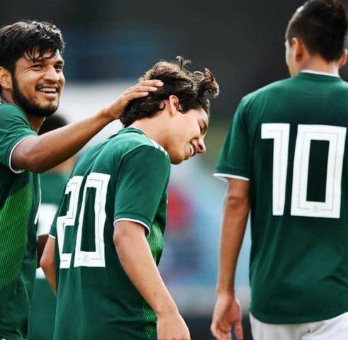 Resultado México vs Inglaterra en Final Torneo de Toulon 2018