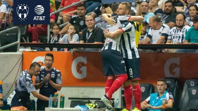 Resultado Monterrey vs Toluca -Jornada 5- Apertura  2019