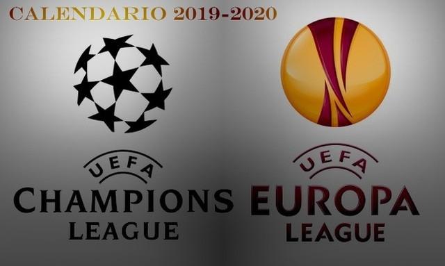 Fecha de inicio de Champions League y Europa League 2019-2020