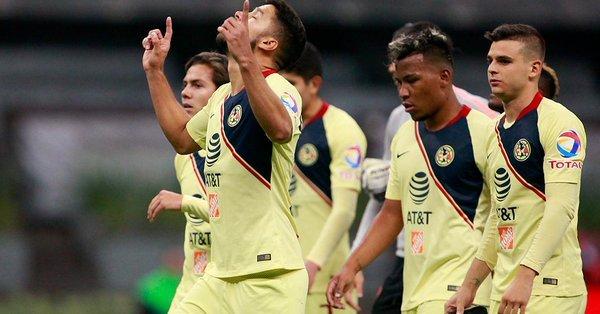 Resultado América vs Chivas – Cuartos de Final – Copa MX – Clausura 2019