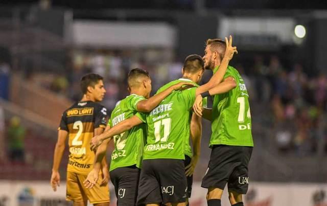Resultado FC Juárez vs Dorados de Sinaloa en Jornada 3 del Apertura 2018