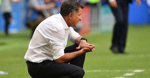 Osorio considera que México necesita mas jugadores en Europa