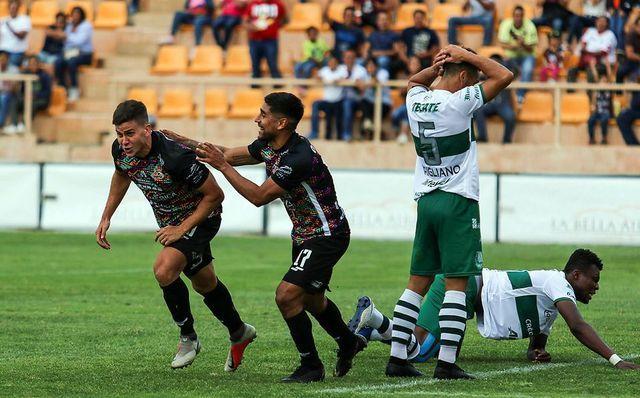 Resultado Alebrijes de Oaxaca vs Atlético Zacatepec – J6 –  del Apertura 2019