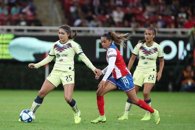 Resultado Chivas vs América – Cuartos de Final – Apertura 2019 – Liga MX Femenil