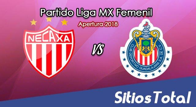 Ver Necaxa vs Chivas en Vivo – Liga MX Femenil – Viernes 19 de Octubre del 2018