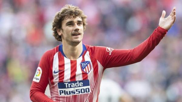 Antoine Griezmann se va al Barcelona por menos sueldo