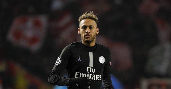 PSG anuncia castigo a Neymar