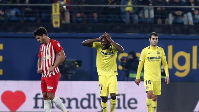 Resultado Villarreal vs Almería – Copa del Rey