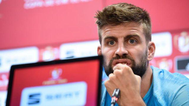 Pique cree que Barcelona debe sumar nuevos talentos