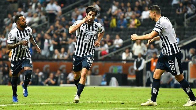 Resultado Monterrey vs Veracruz en J15 de Apertura 2018