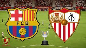 Barcelona vs Sevilla en Vivo – SuperCopa de España – Domingo 12 de Agosto del 2018
