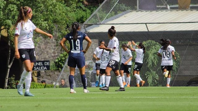 Resultado Pumas vs Pachuca – J5 – Apertura 2019 – Liga MX Femenil