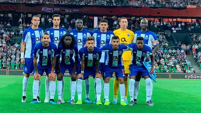 FC Porto vs Krasnodar en Vivo – Champions League – Martes 13 de Agosto del 2019