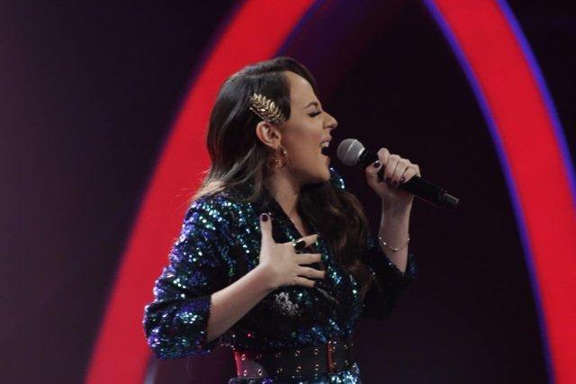 Fatima ganadora de la Voz México