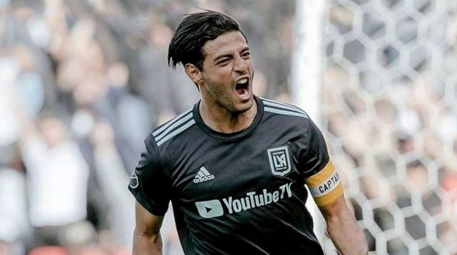 Carlos Vela sigue anotando en la MLS