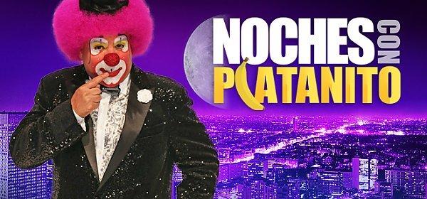 Noches con Platanito en Vivo – Miércoles 12 de Junio del 2019