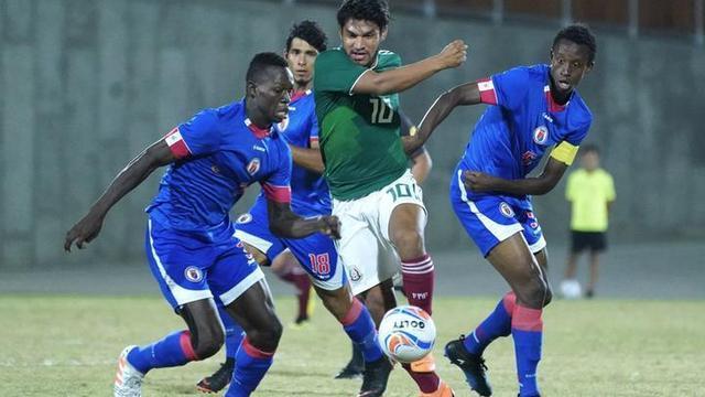 Resultado México vs Haití – Juegos Centroamericanos y del Caribe 2018