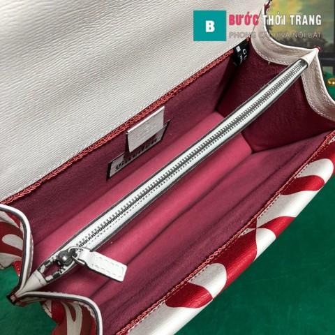 Túi Xách Gucci Dionysus Small Size 28 cm họa tiết ô đỏ