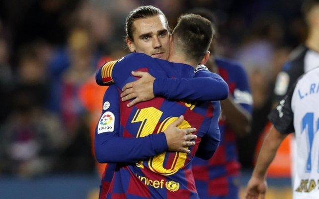 Resultado Barcelona vs Alavés- J18 – La Liga